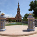 Plaza de España - Seville by Mark Wordy