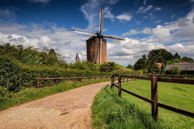 Torenmolen Zeddam / Holland