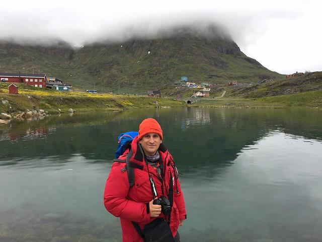 Sele en Groenlandia