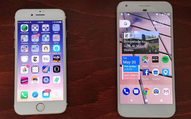 iPhone vs Android: How to Choose Your Next Smartphone ...