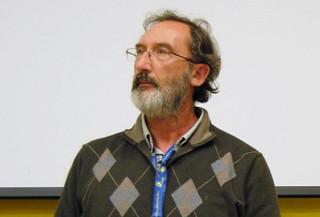 Il Presidente della Uisp '80 Gino Nardelli