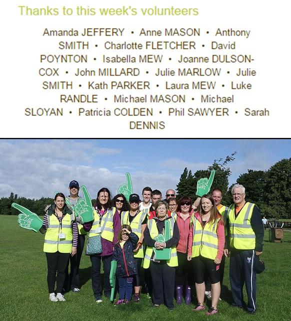 Volunteers #9