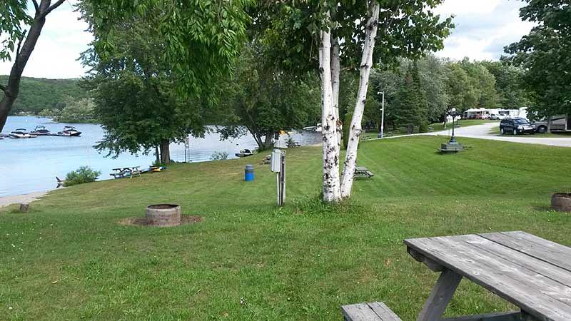 Camping Plage de la Baie (#25)