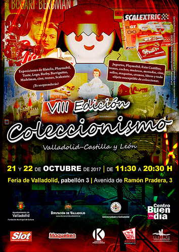VIII Edición de Coleccionismo