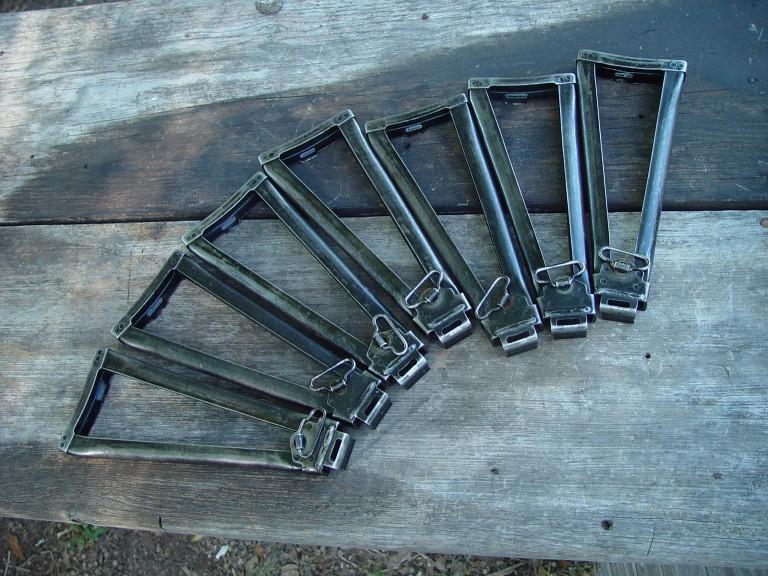WTS Russian AK triangle folding stocks 4 5 size - The FAL Files