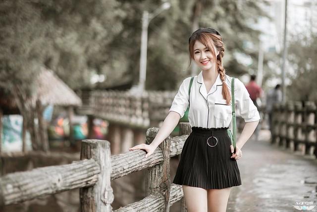 Em đi Thảo Cầm Viên - Art QH (6)