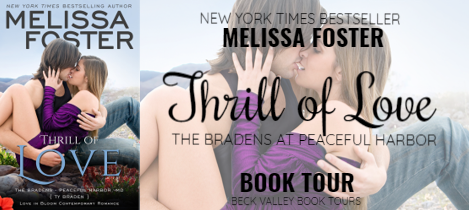Thrill of Love by Melissa Foster Review