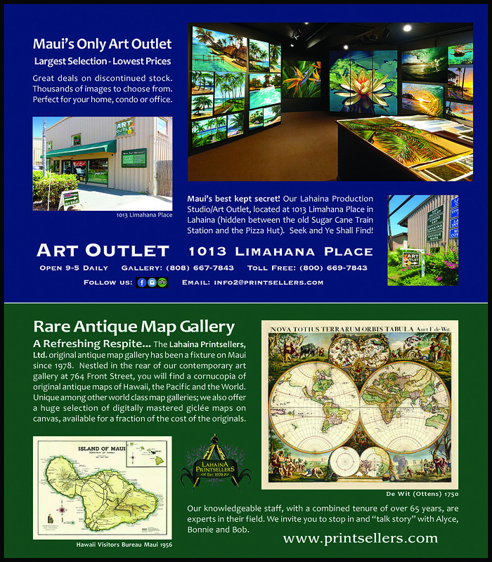 LP Art Outlet - Map Gallery Full Page Ad FINAL 2017