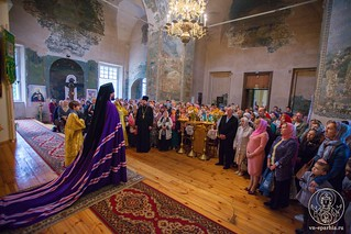 Божественная литургия 670