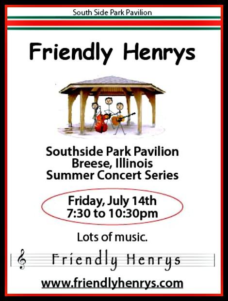 Friendly Henrys 7-14-17