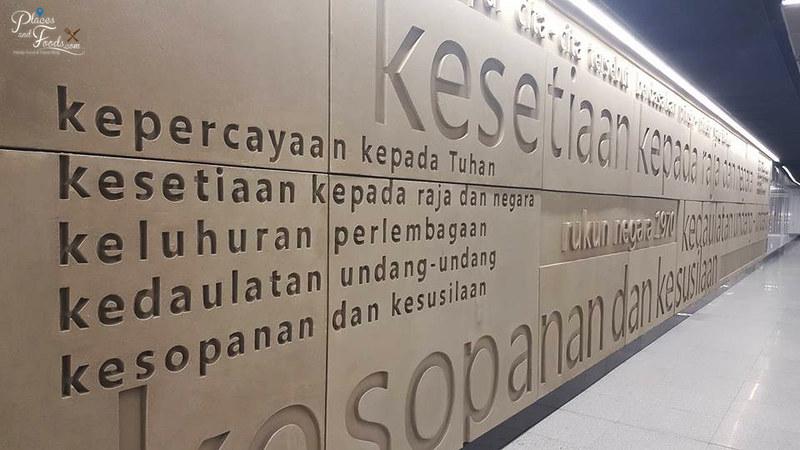 MRT Merdeka Station rukun negara