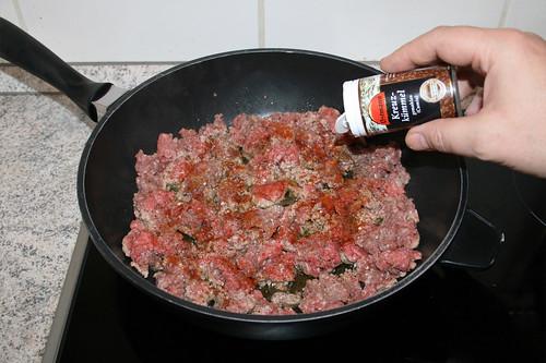26 - Mit Kreuzkümmel abschmecken / Taste with cumin