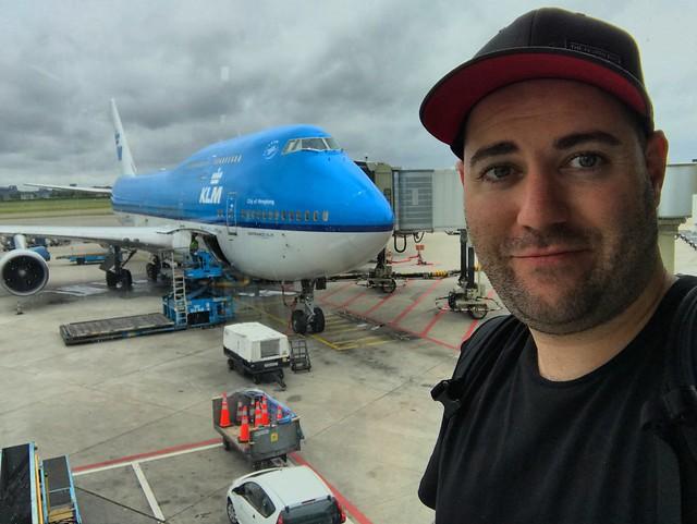 Nairobi, Kenya, KLM 2017 2