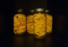 Peach jars