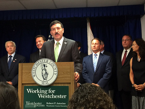 Press Conference Announcing HUD Accepts County Zoning Report