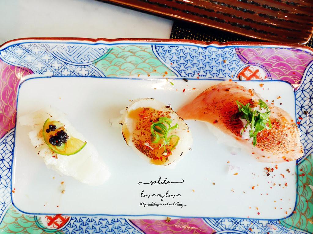台北信義區饗饗INPARADISE日本料理高級海鮮鮑魚螃蟹buffet自助餐吃到飽