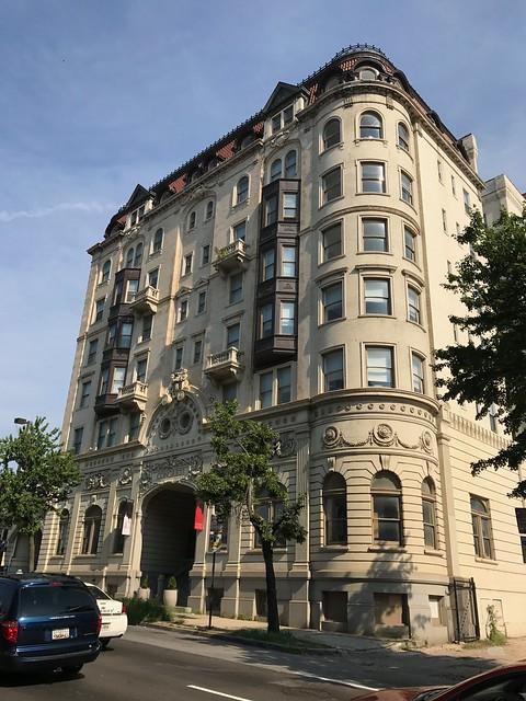 Congress Hotel/Hotel Kernan (1903), 306 W. Franklin Street, Baltimore, MD 21201