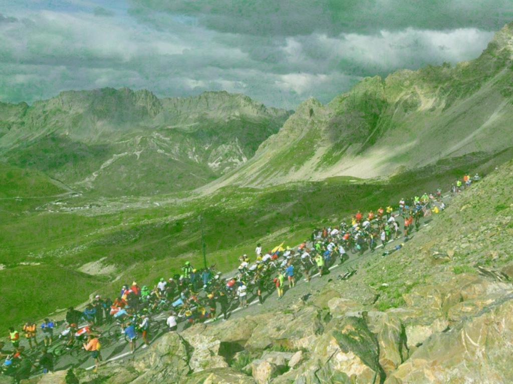 Wallpaper TDF 2017 Alps