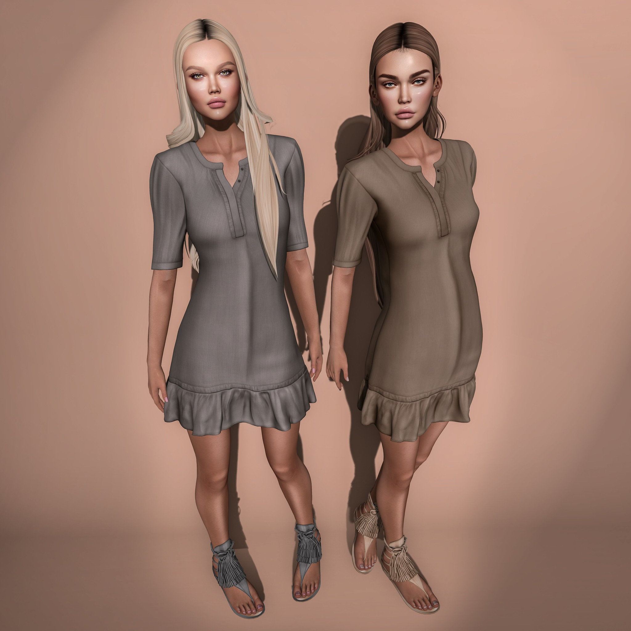 Ann dress @ Shiny Shabby.