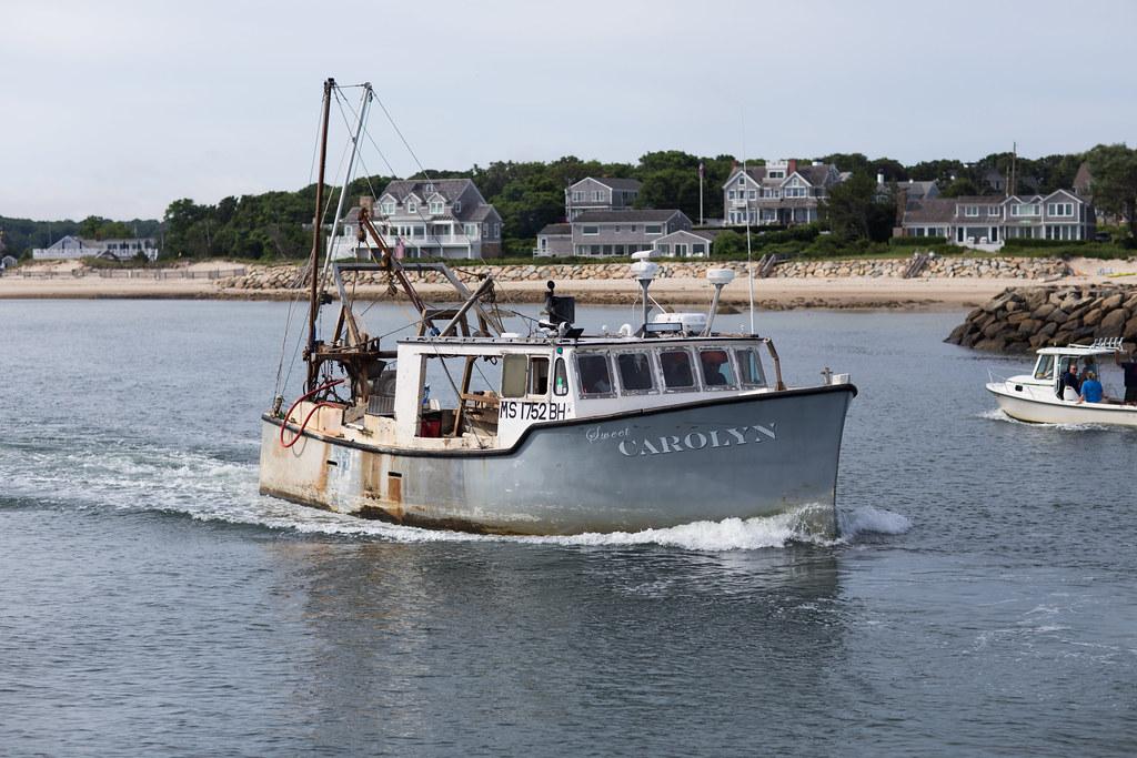 Sweet Carolyn boat
