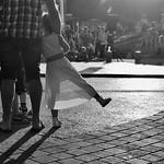 En attendant les danseurs avec papa