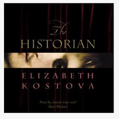 Supposed to be reading Dracula today... does this count? #thehistorian, #dracula, #booklist