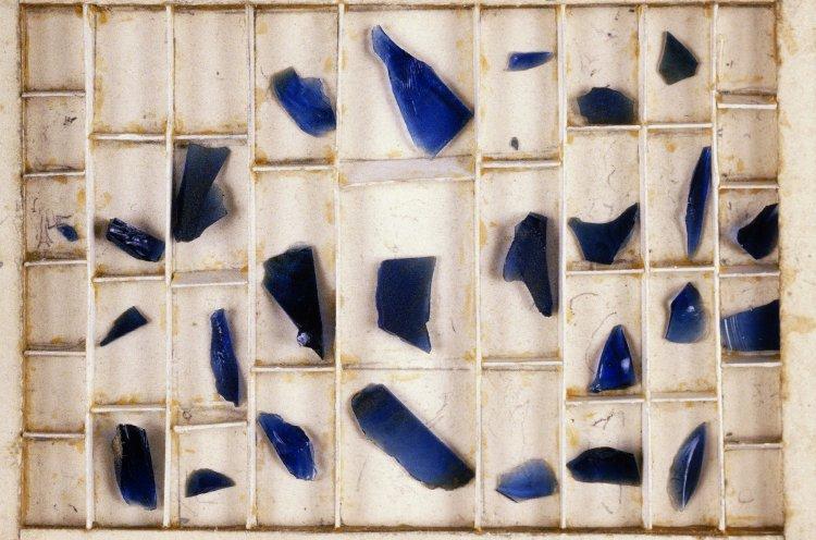ポートランドの壷の断片