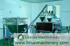 powder filling machine _union-machine