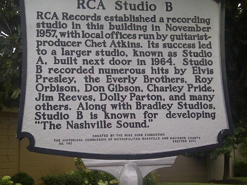 Nashville RCA Studio B-20170723-05884