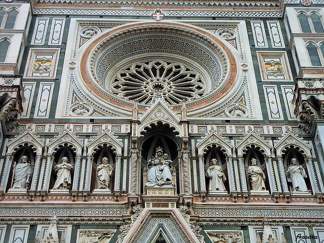 Santa Maria del Fiore, detail