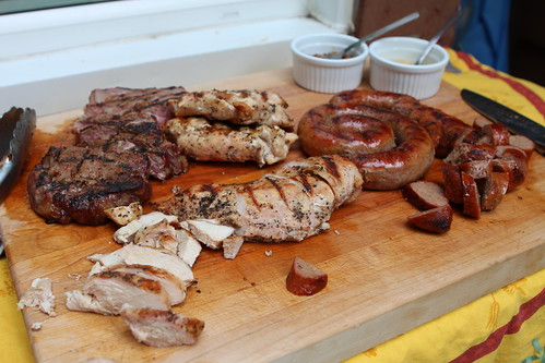 Summer Mixed Grill