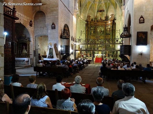 Eucaristía en honor a Santiago Apóstol