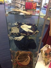 Accessories, Fashion display, Fendalton Library