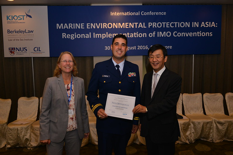 Marine Environmental Protection in Asia: Regional Implementation of IMO Conventions