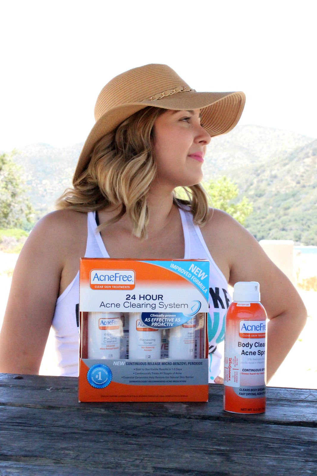 Be AcneFree this Summer with Neutrogena #AcneFreeSummer