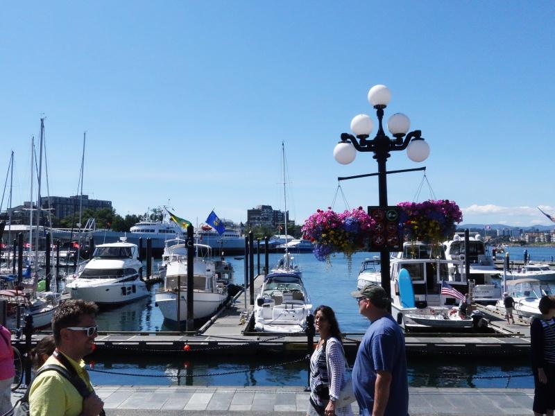 Victoria port