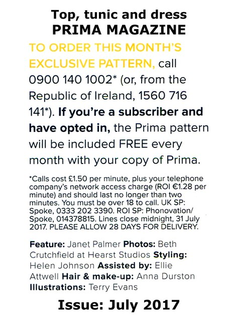 Prima Magazine - Pattern, July 2017 (04)