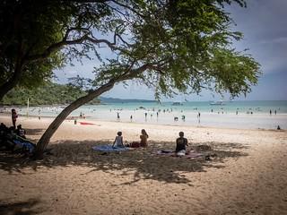Haad Sai Kaew beach #thailand #pattaya