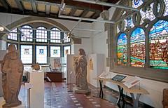 Du Moyen-Âge à la guerre de Trente ans (musée historique de Haguenau)