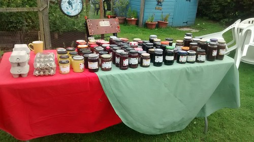Whinnies jam stall July 17