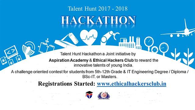 Hackathon 2017 - 2018