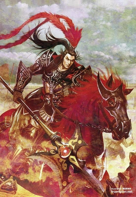 Ma Thần Hoàng Thiên - Đình Kiên