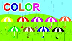 learn-colors-with-umbrella-tohe-kid