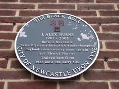 Photo of Black plaque number 43480