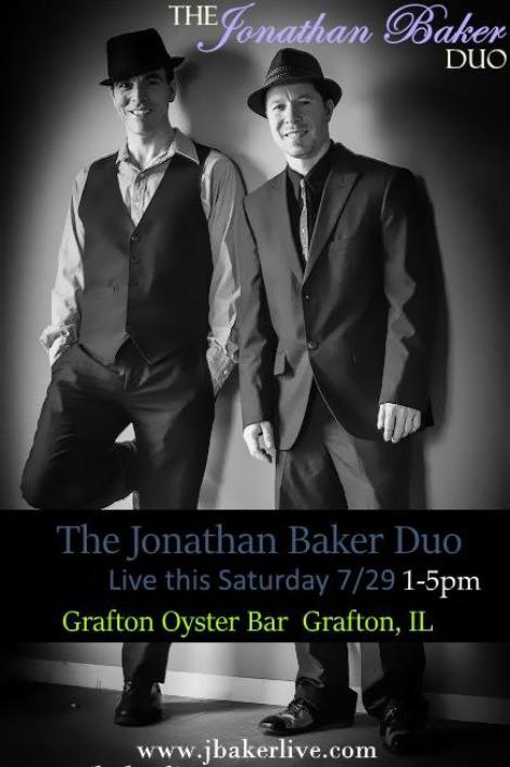 Jonathan Baker Duo 7-29-17