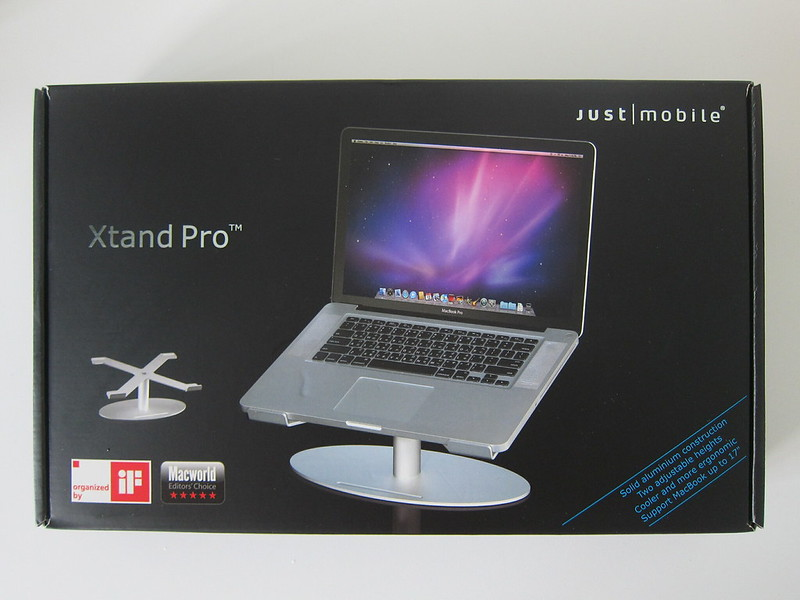 Just Mobile Xtand Pro - Box Front