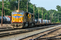 UP 4979 | EMD SD70M | UP Memphis Subdivision