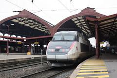 Eisenbahn Frankreich