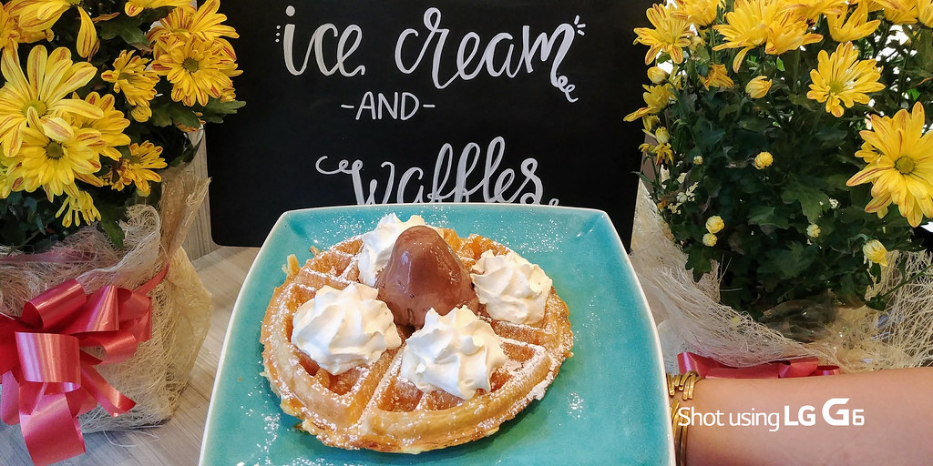GELARE Philippines: The Best Ice Cream & Waffles in Perth, now in Manila!