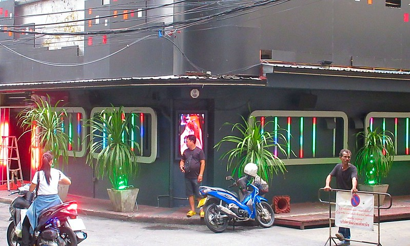 Patpong Bangkok's Famous Red Light District